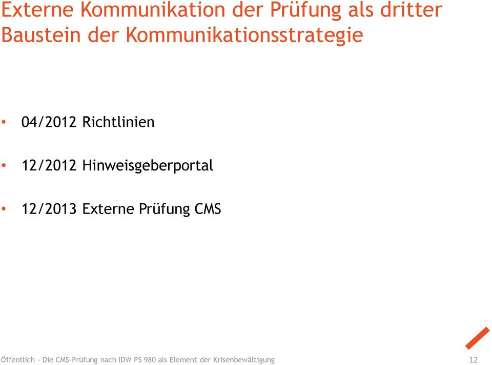 Kommunikationsstrategie 04/2012