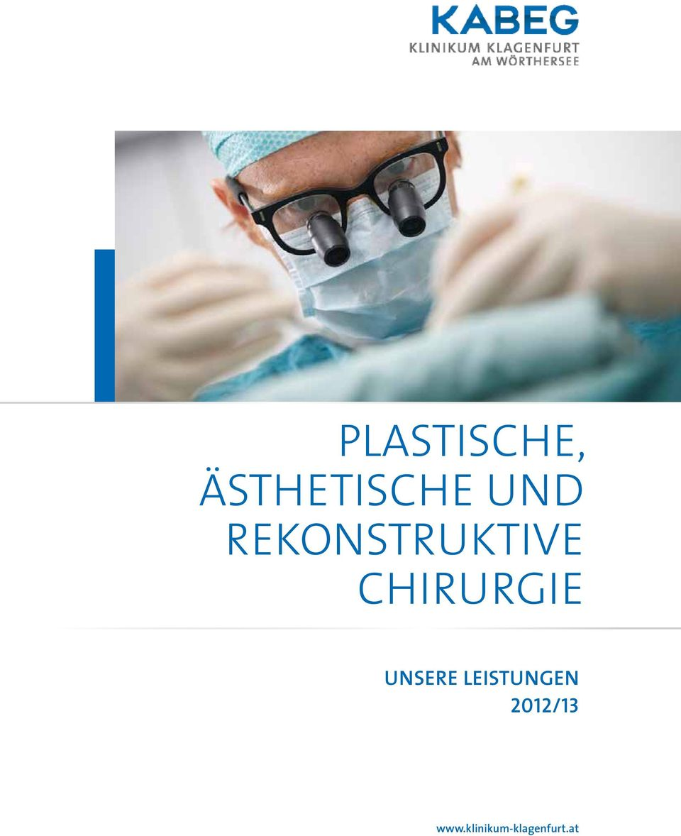 CHIRURGIE UNSERE