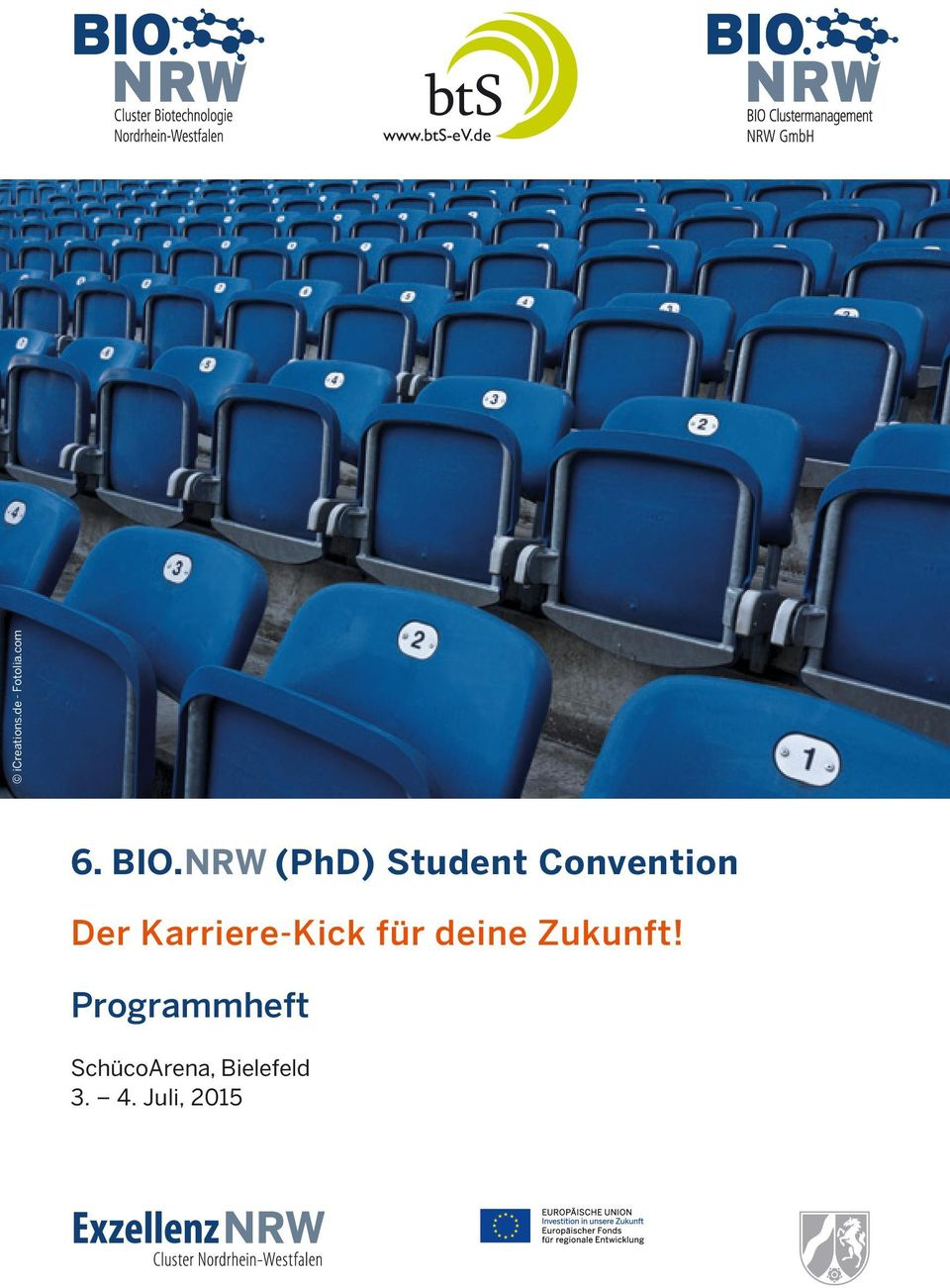 NRW (PhD) Student Convention