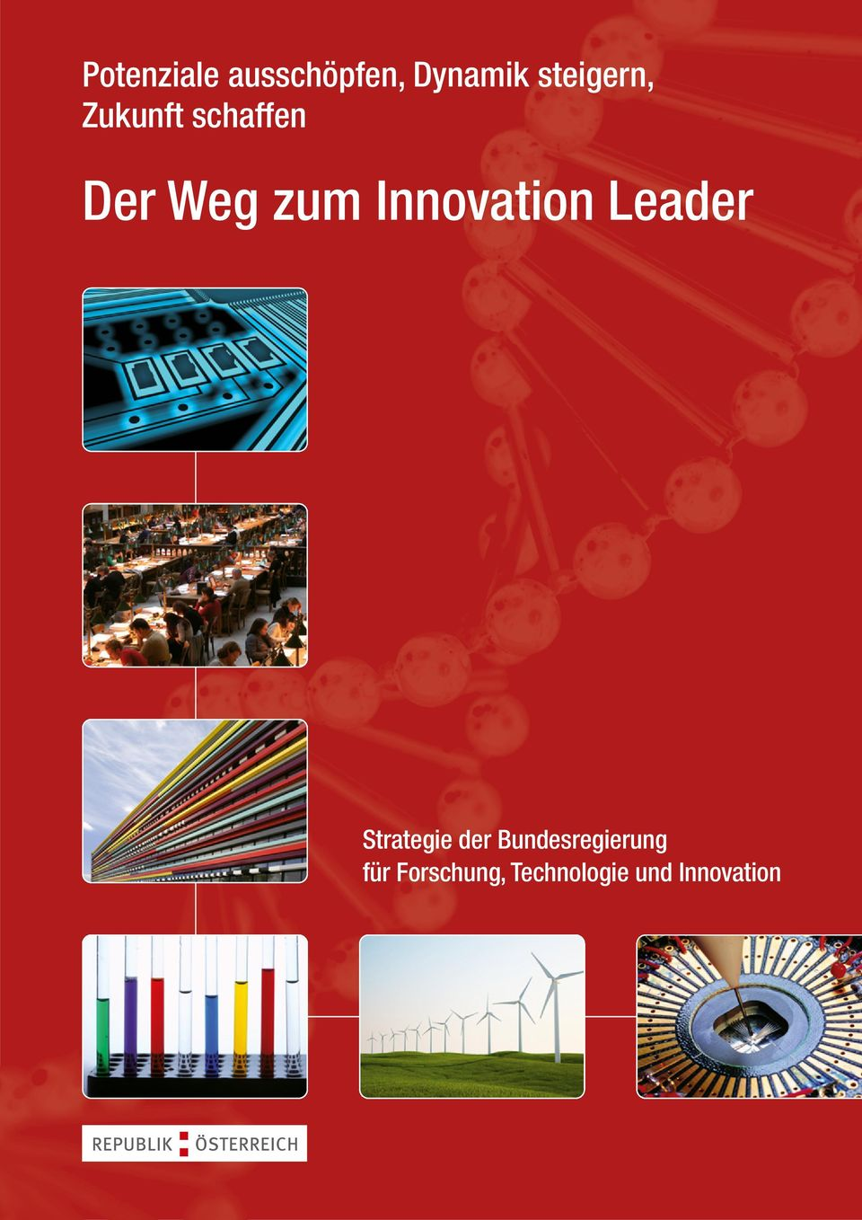 Innovation Leader Strategie der