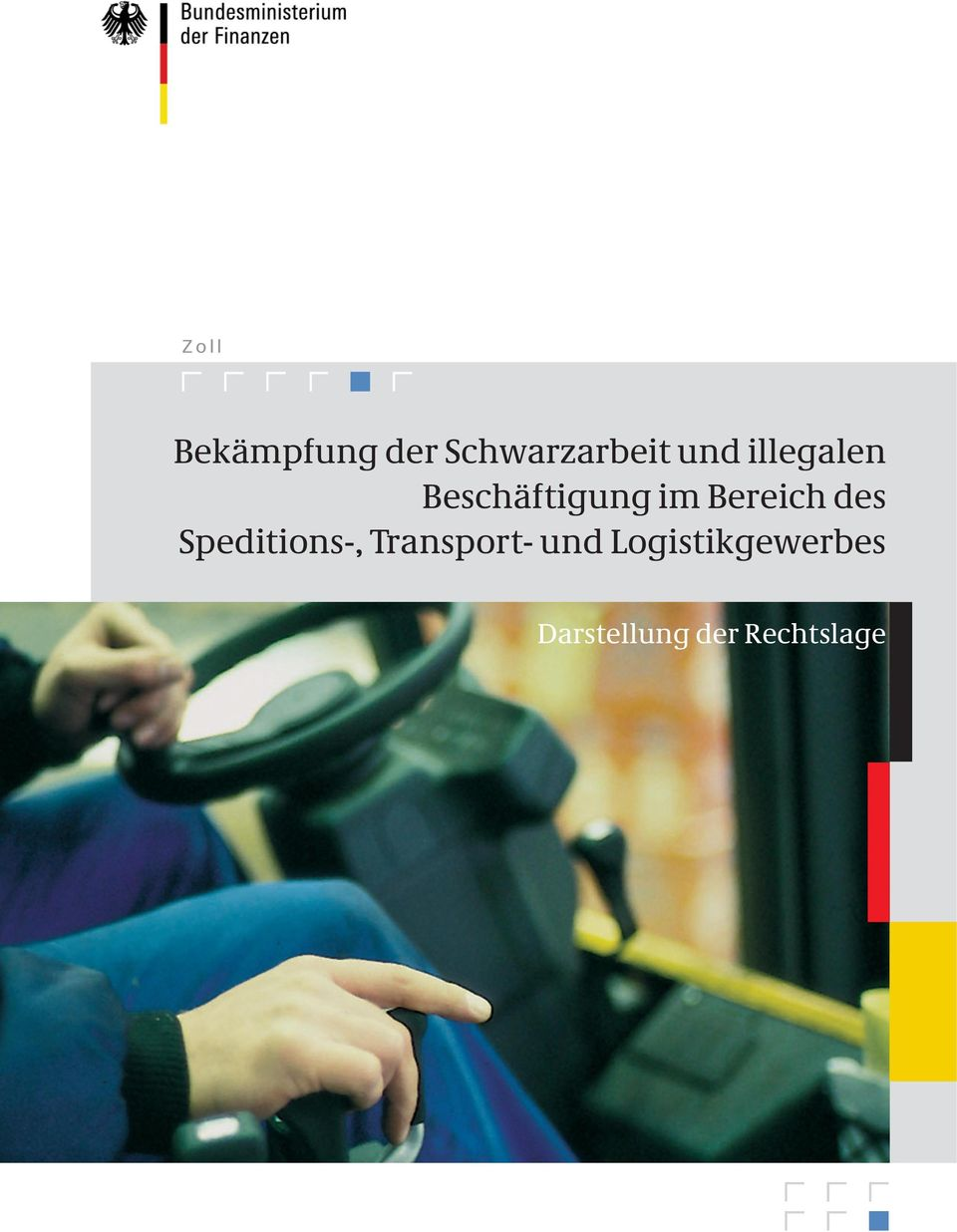 Bereich des Speditions-, Transport-