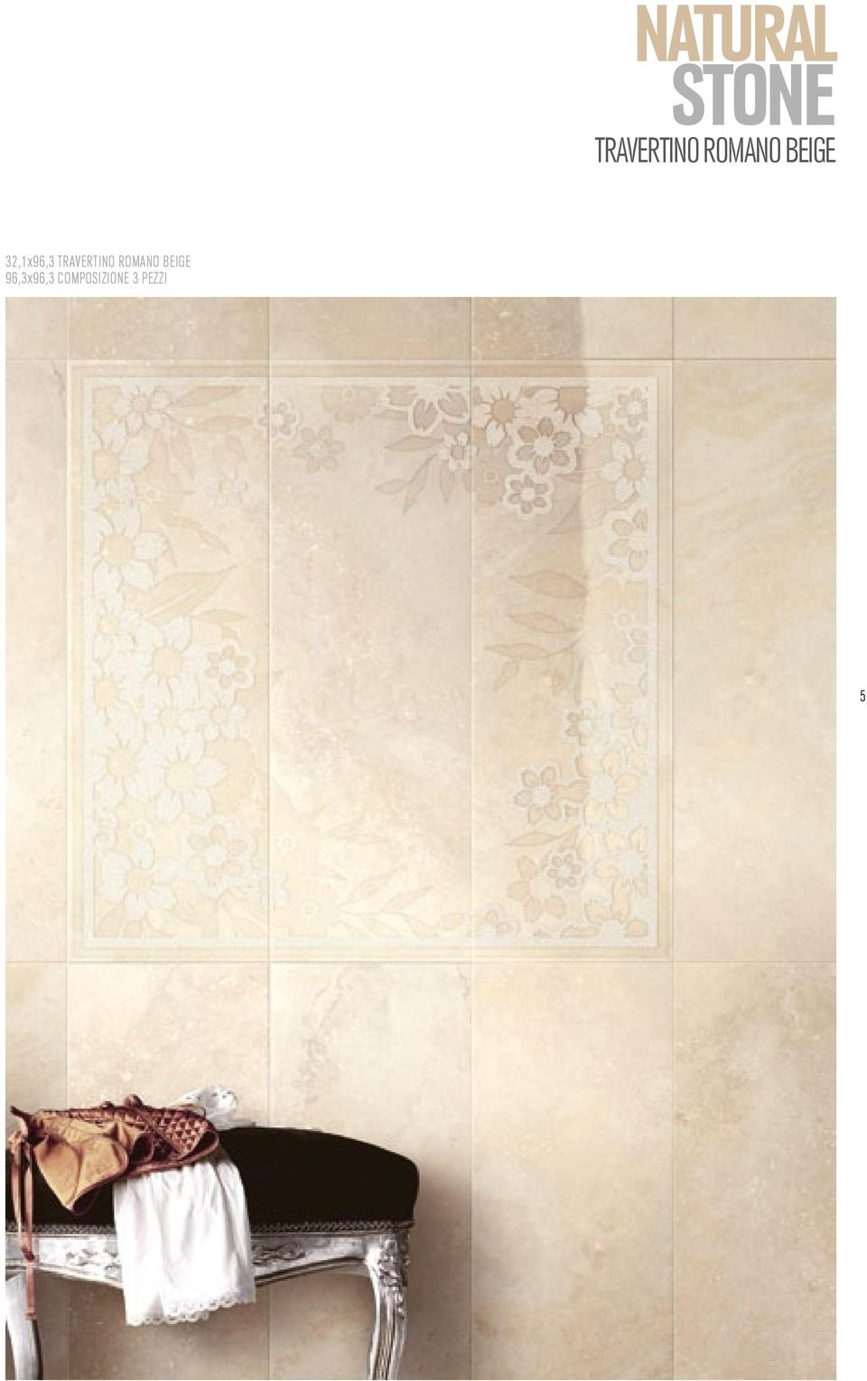 TRAVERTINO ROMANO BEIGE