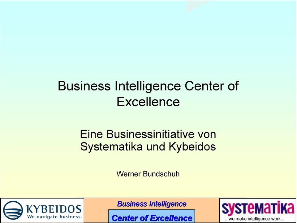 Businessinitiative von