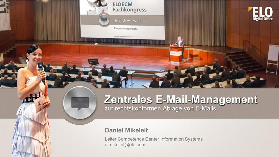 Daniel Mikeleit Leiter Competence