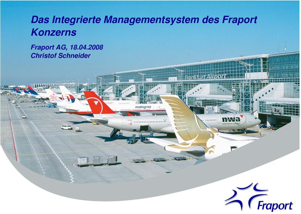 Fraport Konzerns