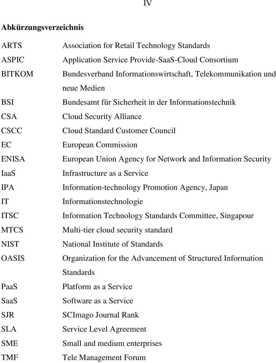 Customer Council European Commission European Union Agency for Network and Information Security Infrastructure as a Service Information-technology Promotion Agency, Japan Informationstechnologie