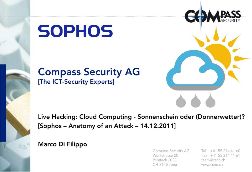 [Sophos Anatomy of an Attack 14.12.