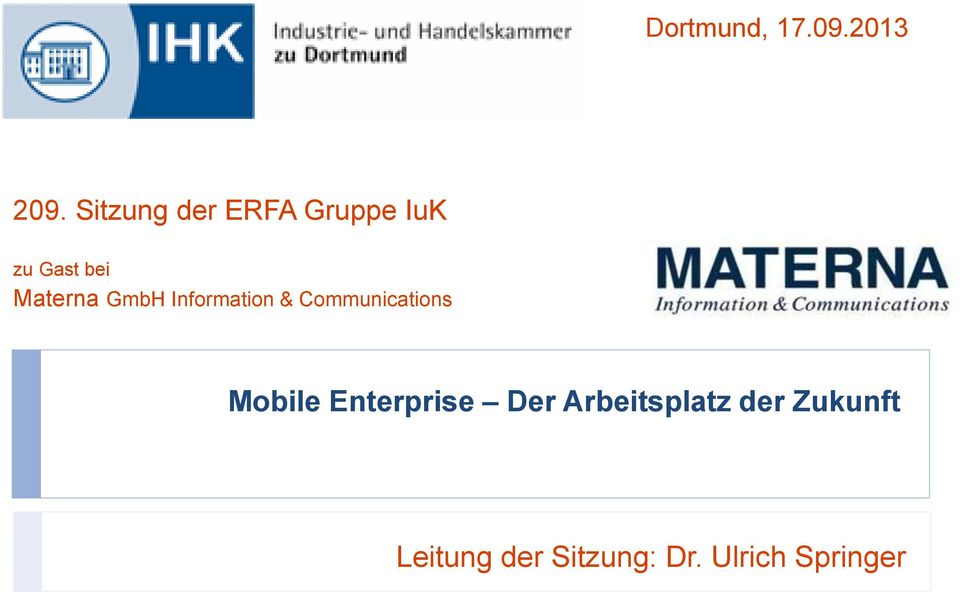 GmbH Information & Communications Mobile