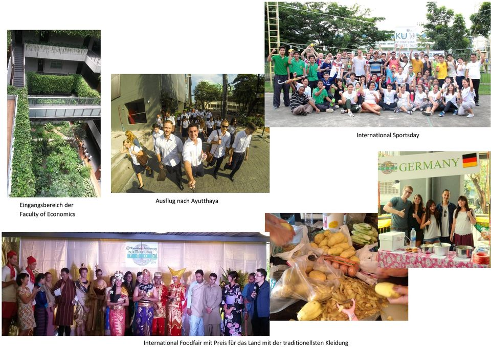 Ayutthaya International Foodfair mit