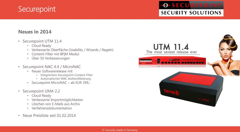 Securepoint NAC 4.