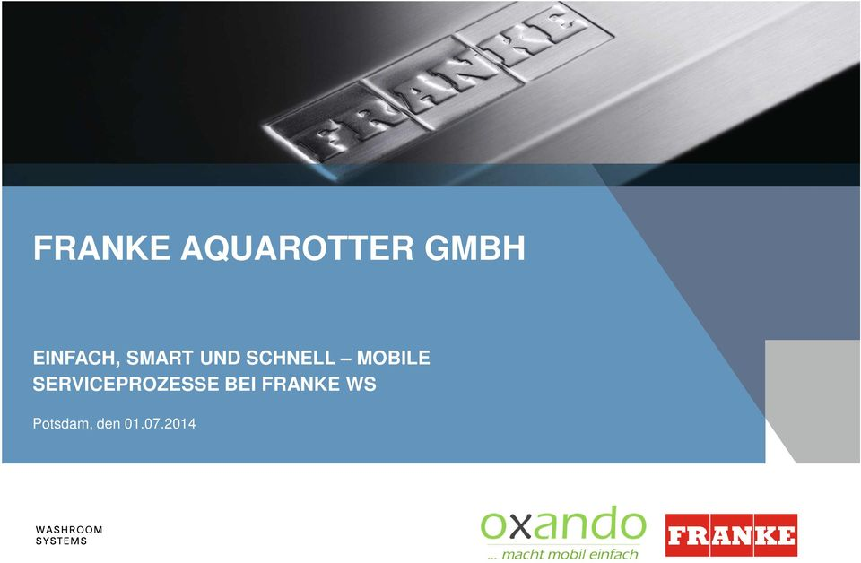 MOBILE SERVICEPROZESSE BEI