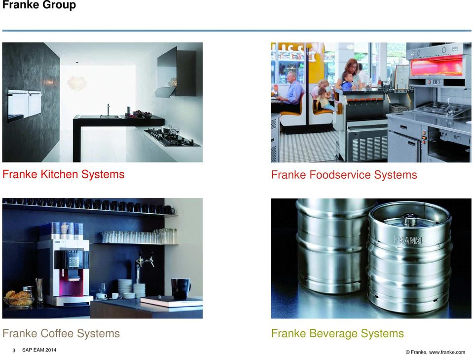 Systems Franke Coffee