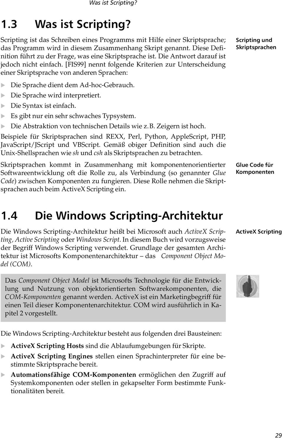 Windows- und BackOffice-Scripting - PDF
