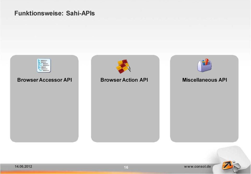Accessor API Browser