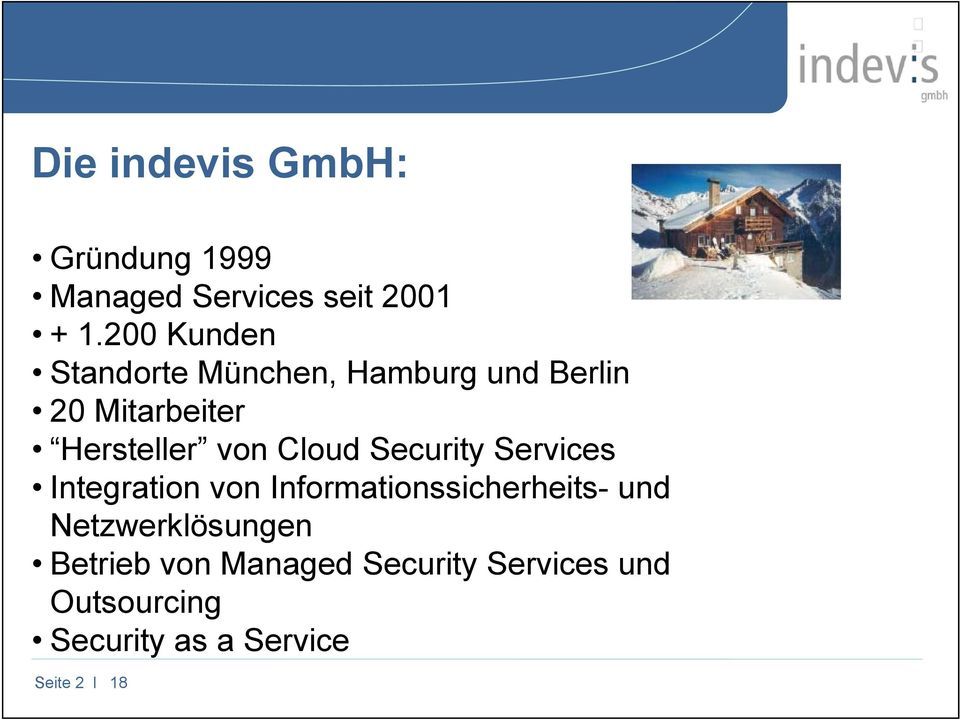 Cloud Security Services Integration von Informationssicherheits- und