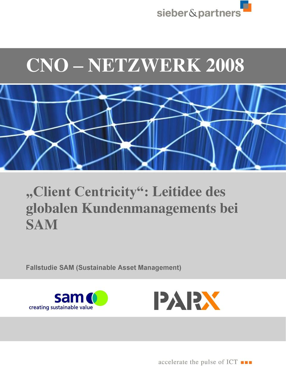 Kundenmanagements bei SAM