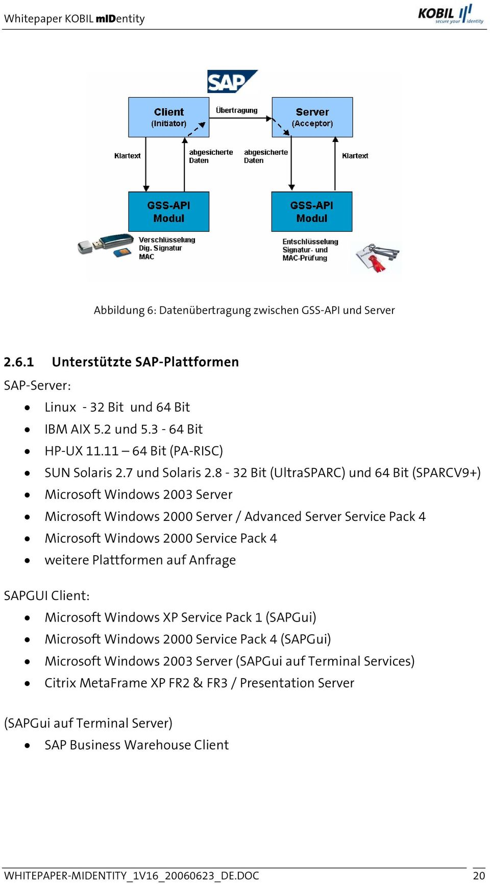 8-32 Bit (UltraSPARC) und 64 Bit (SPARCV9+) Microsoft Windows 2003 Server Microsoft Windows 2000 Server / Advanced Server Service Pack 4 Microsoft Windows 2000 Service Pack 4 weitere