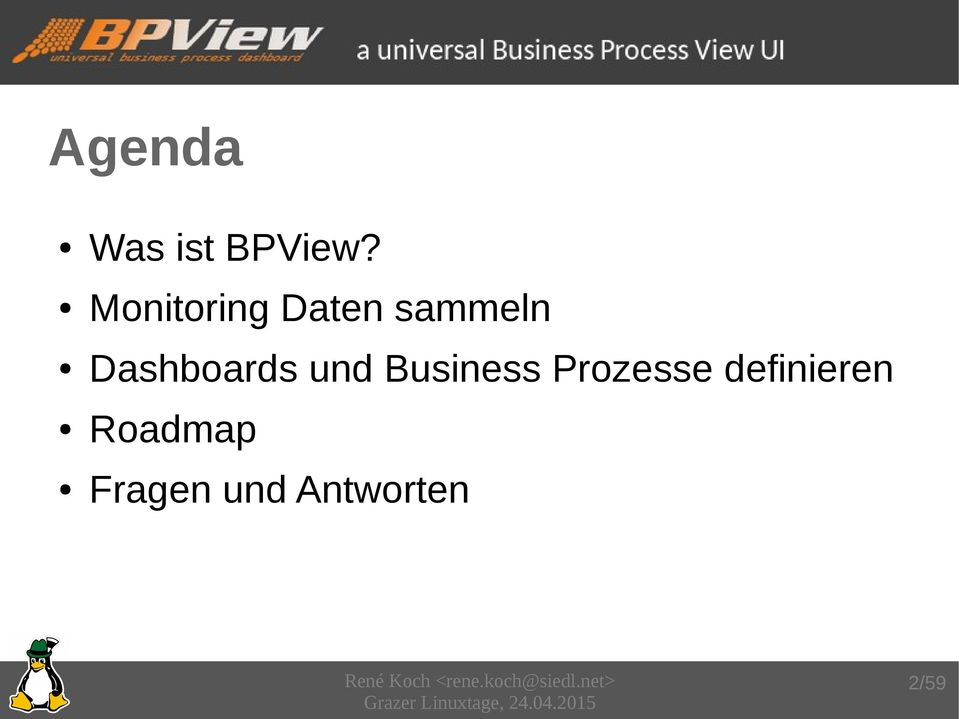 Dashboards und Business