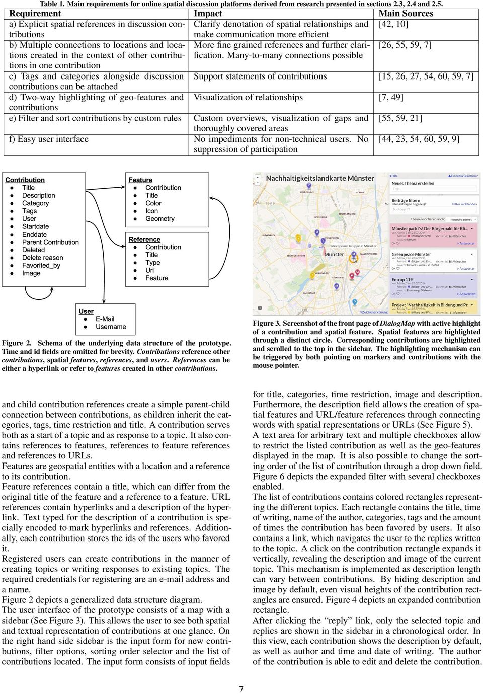 connections to locations and locations More fine grained references and further clarification.