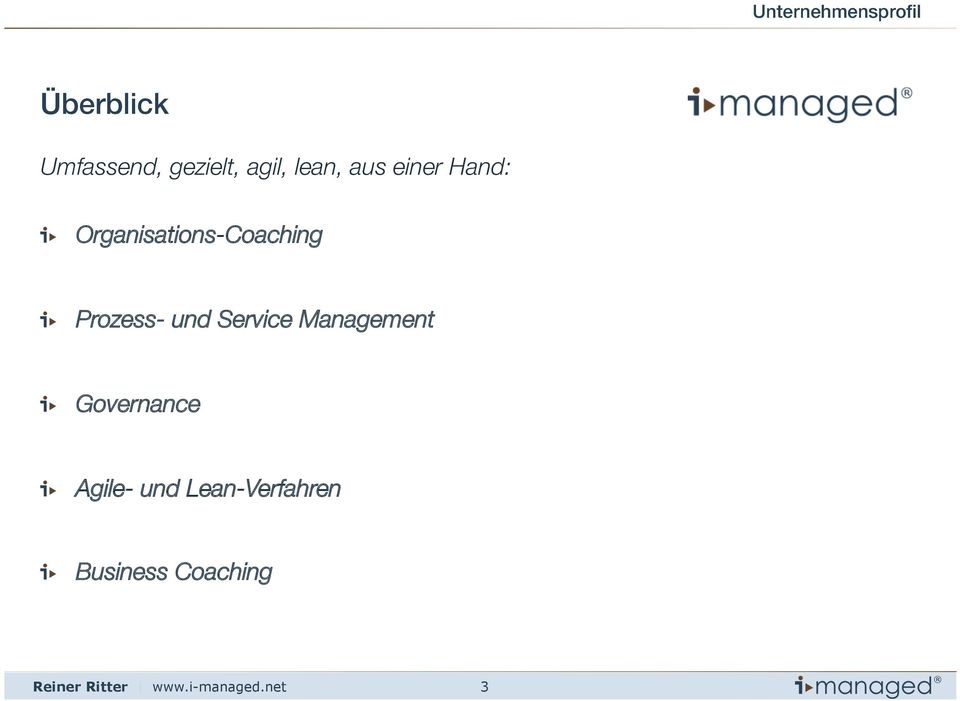 Organisations-Coaching!