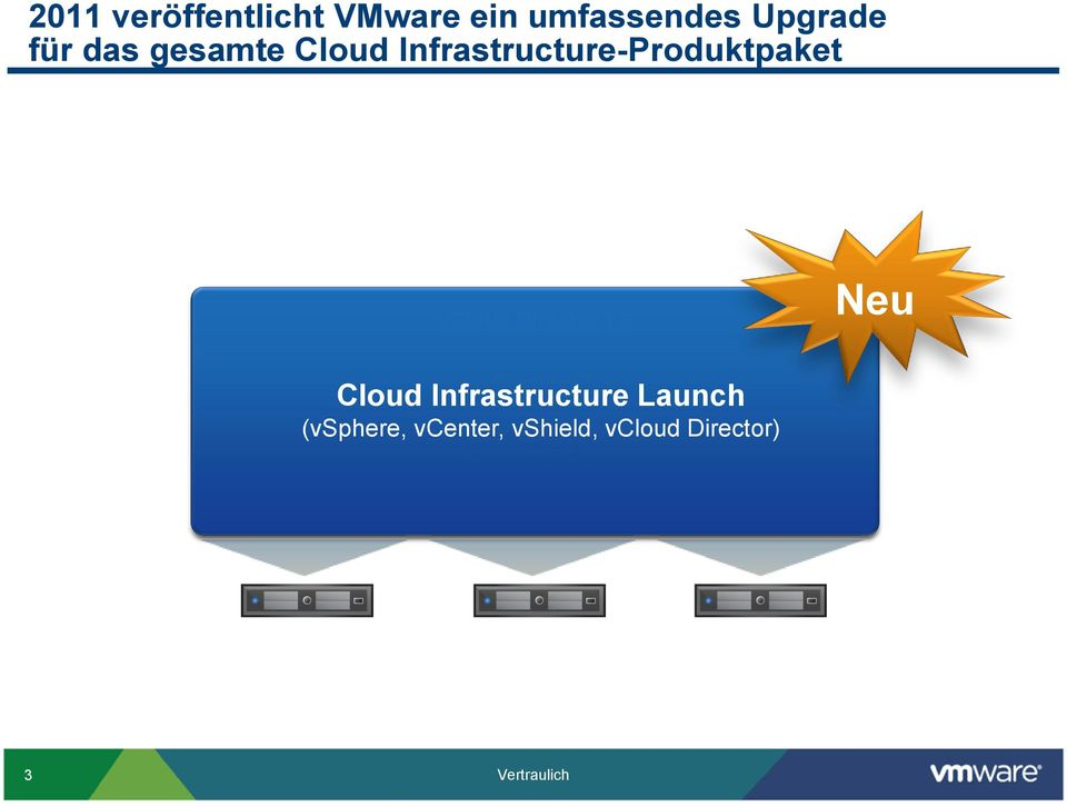 0 Cloud Infrastructure Launch (vsphere, vcenter, Operations vshield, vcloud 1.