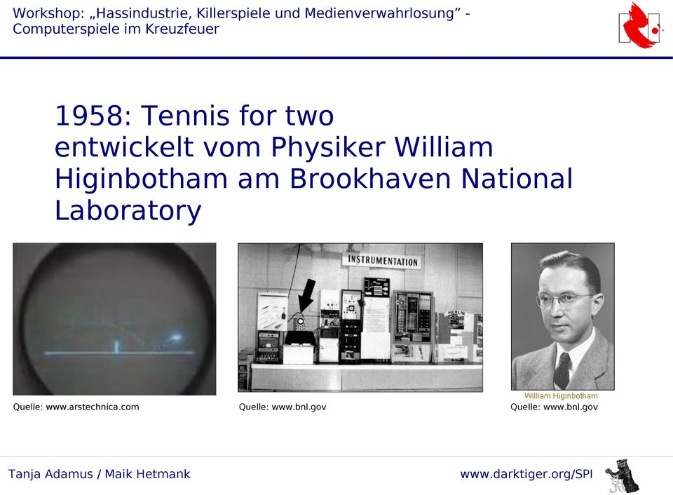 Brookhaven National Laboratory Quelle: