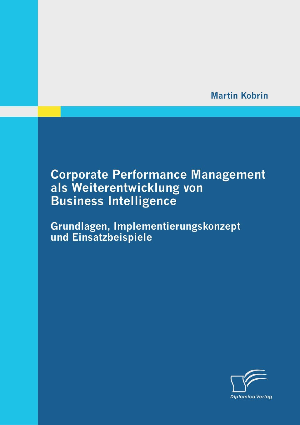 Business Intelligence Grundlagen,