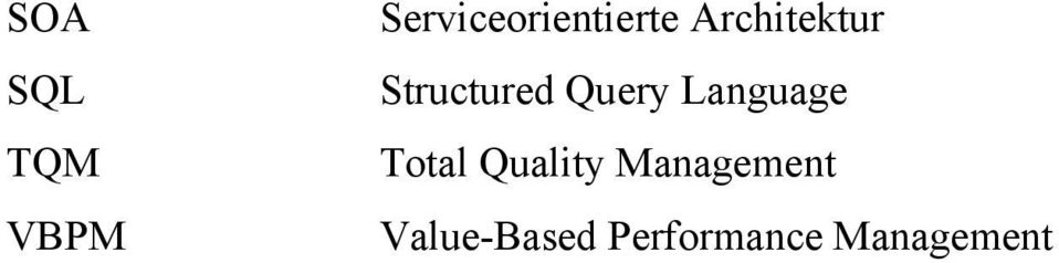 Structured Query Language Total