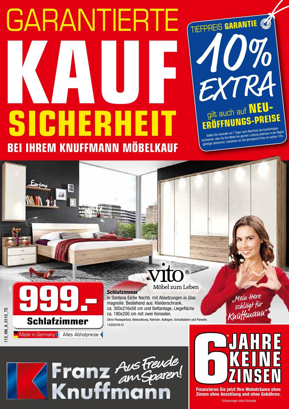kauf 10 sicherheit extra garantierte jahre keine zinsen. Black Bedroom Furniture Sets. Home Design Ideas