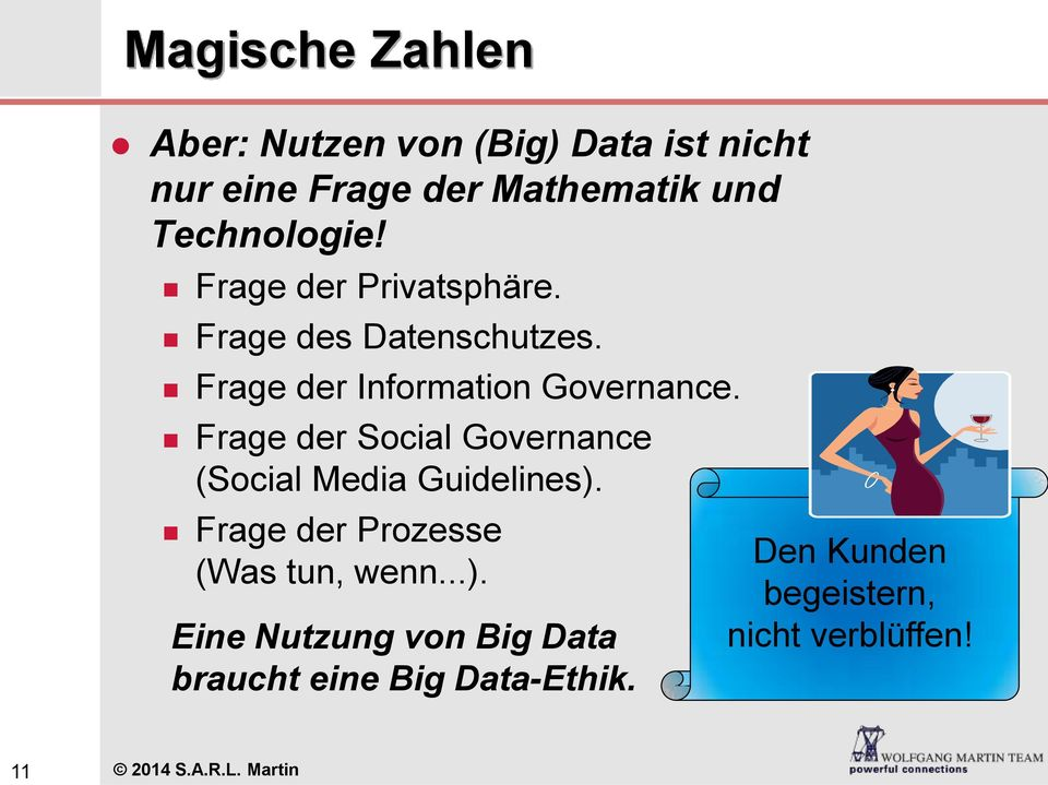 Frage der Social Governance (Social Media Guidelines).