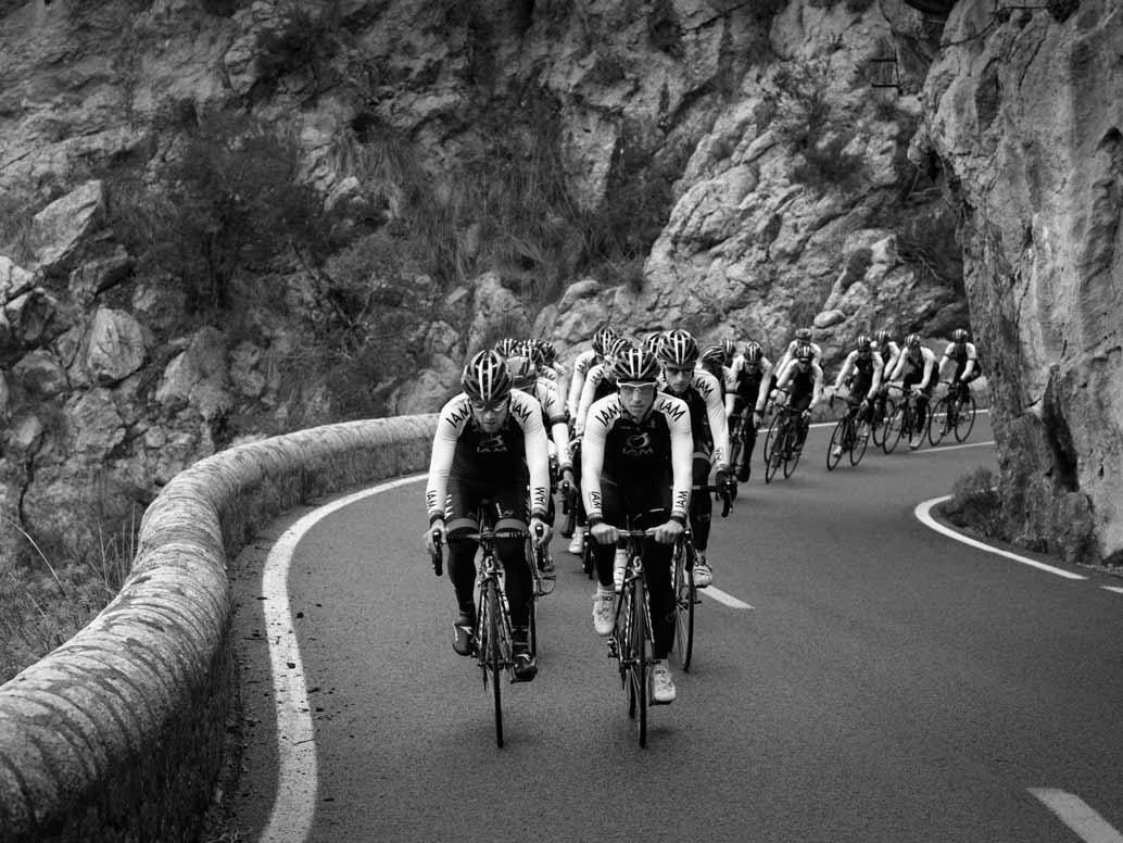 AM Cycling Team photo by: