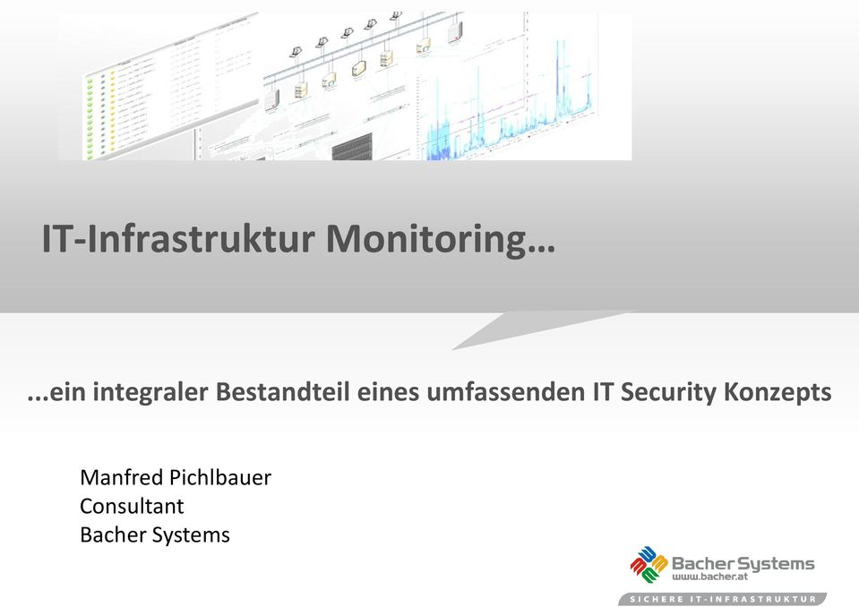 umfassenden IT Security Konzepts