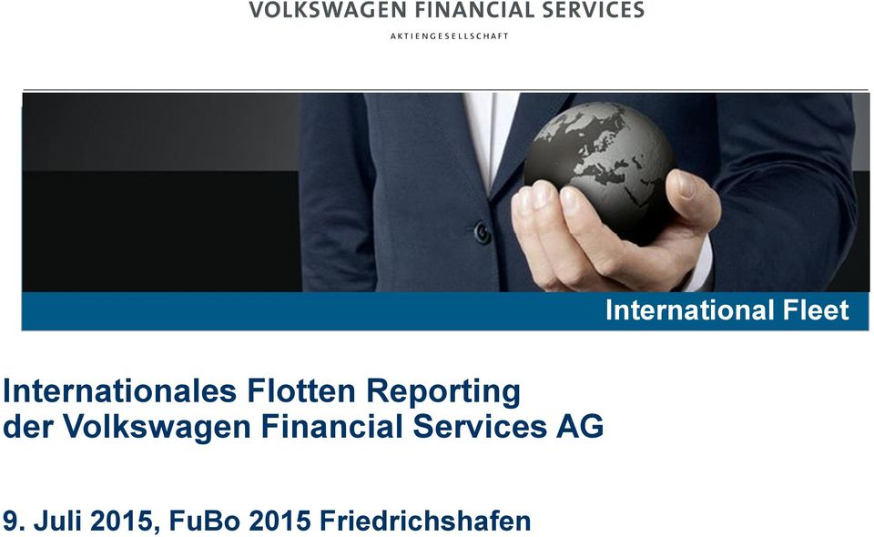 Financial Services AG