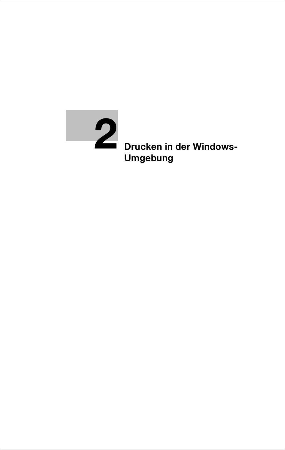 Windows-
