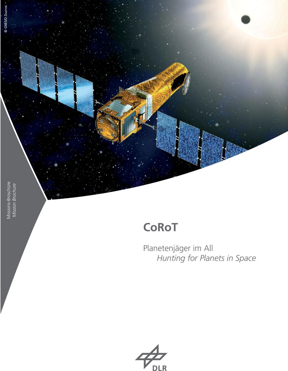 Mission Brochure CoRoT