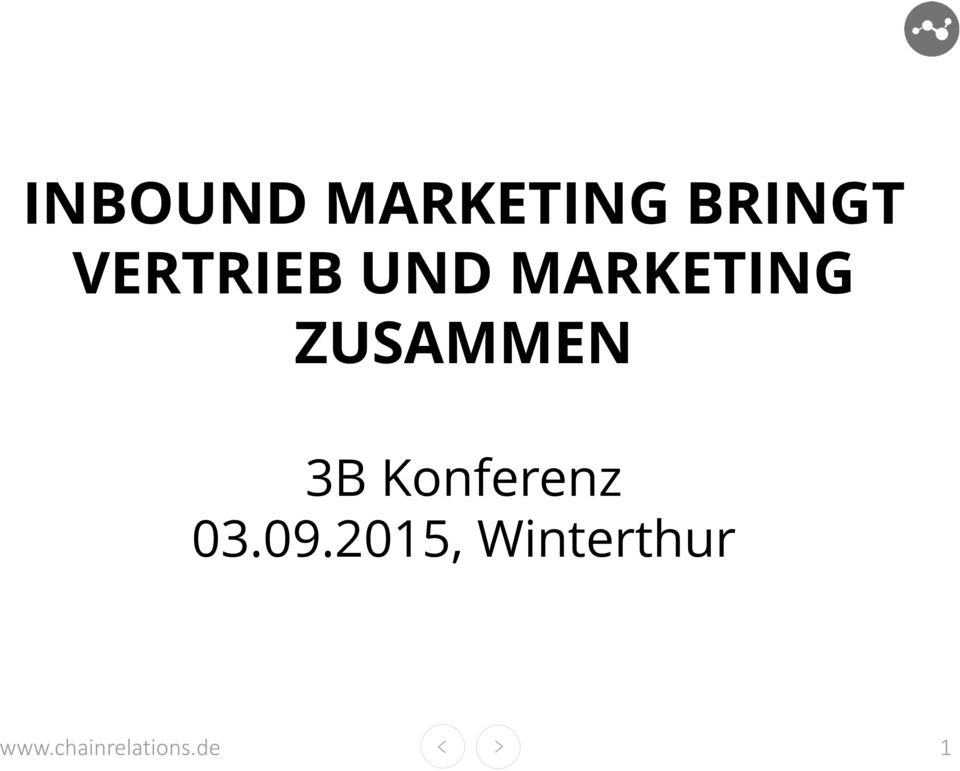 MARKETING ZUSAMMEN 3B