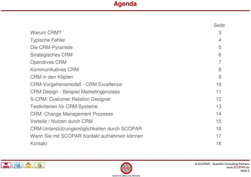 CRM-Vorgehensmodell - CRM Excellence 10 CRM Design - Beispiel Marketingprozess 11 S-CRM: Customer Relation Designer 12