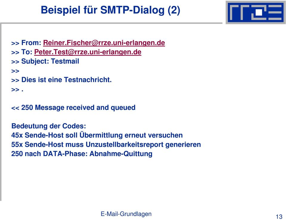 Subject: Testmail >>