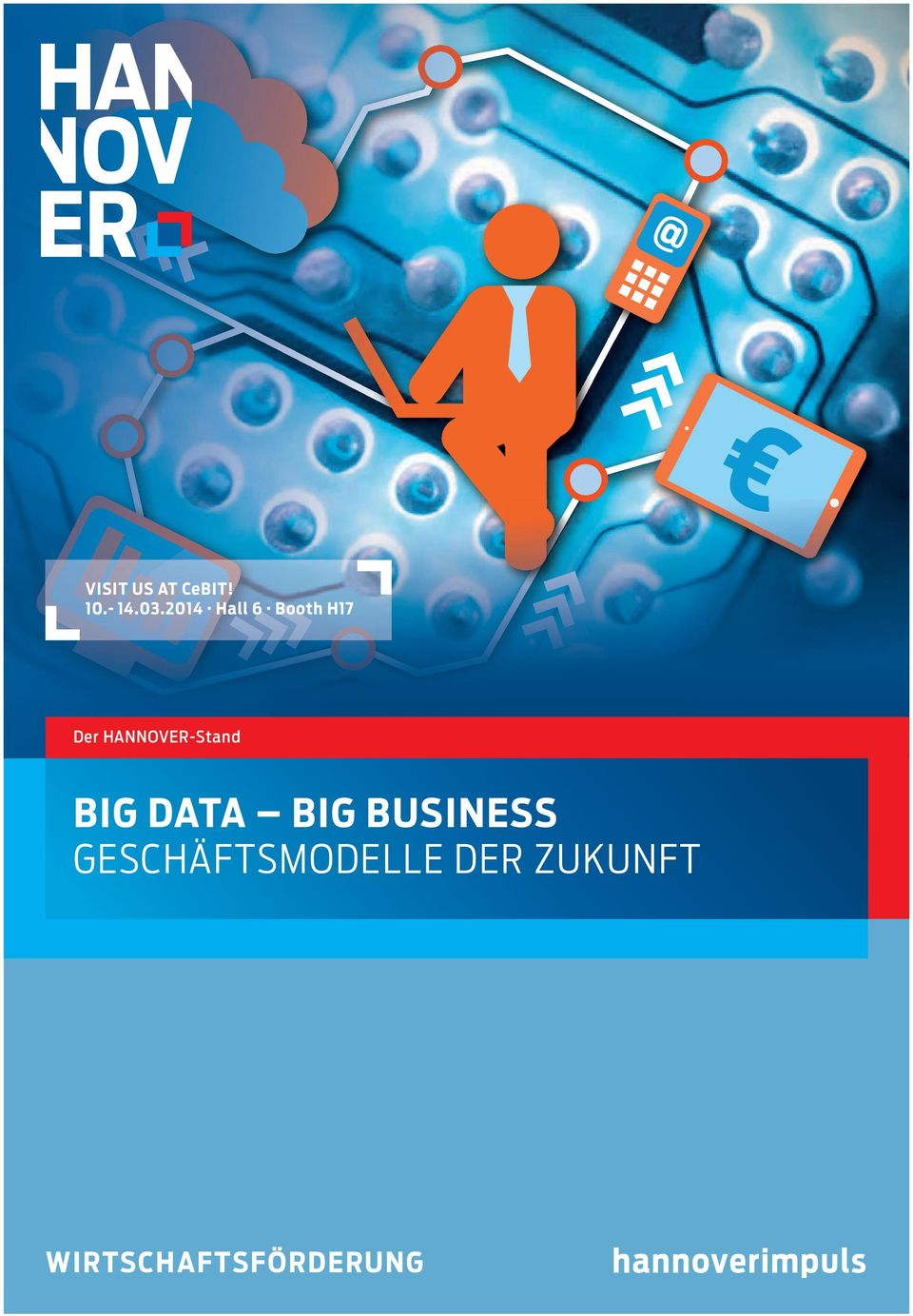 HANNOVER-Stand BIG DATA BIG BUSINESS