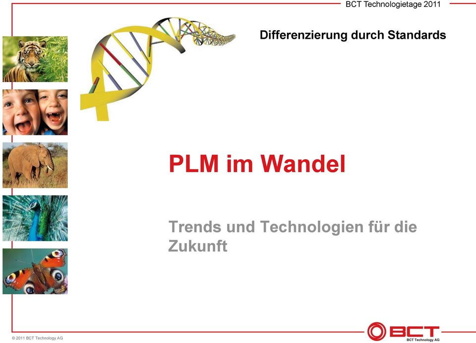 Standards PLM im Wandel