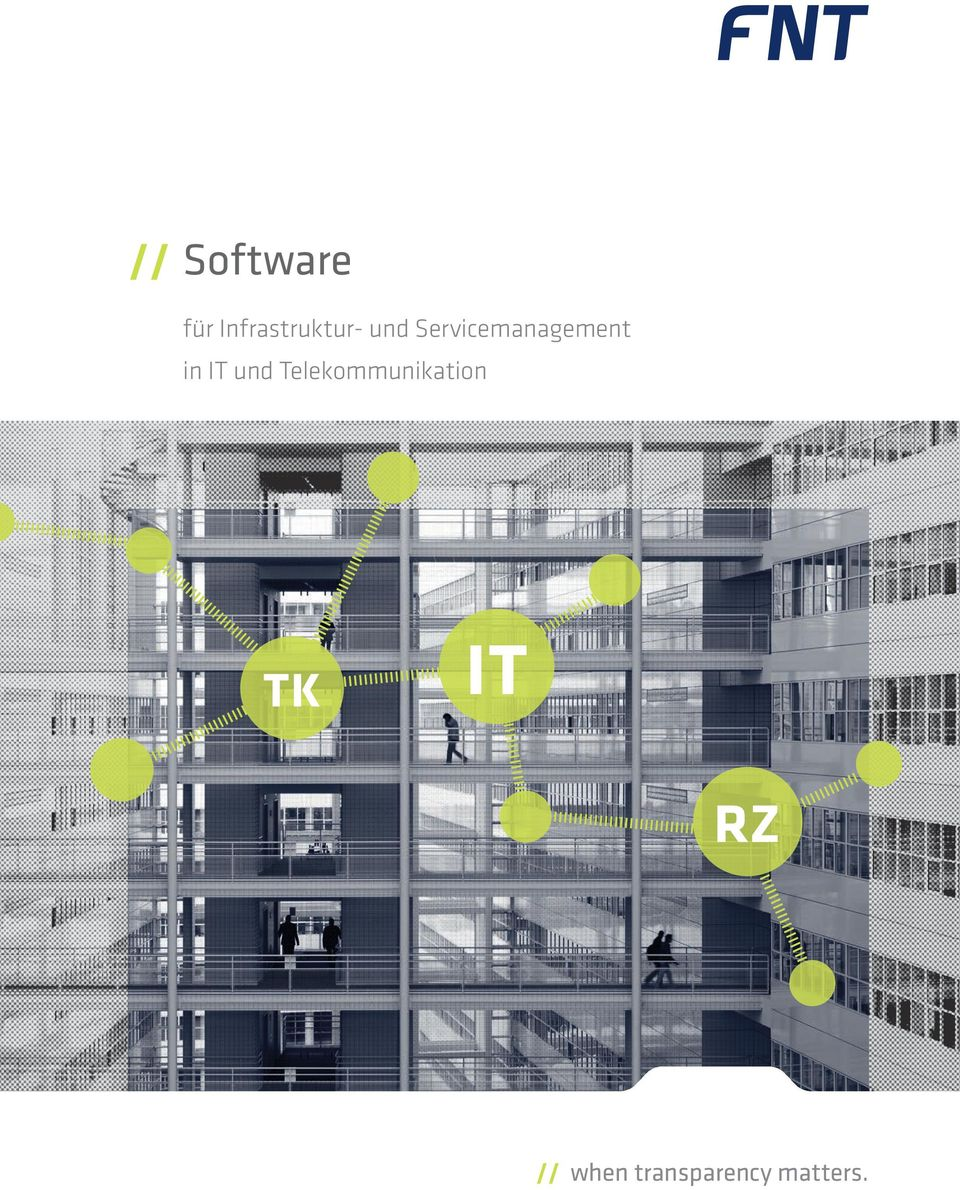 Servicemanagement in IT und