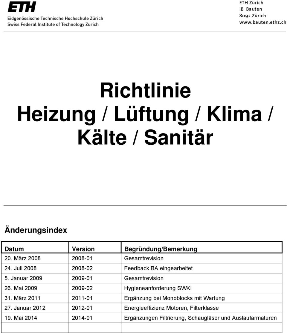 richtlinie heizung l ftung klima k lte sanit r pdf. Black Bedroom Furniture Sets. Home Design Ideas