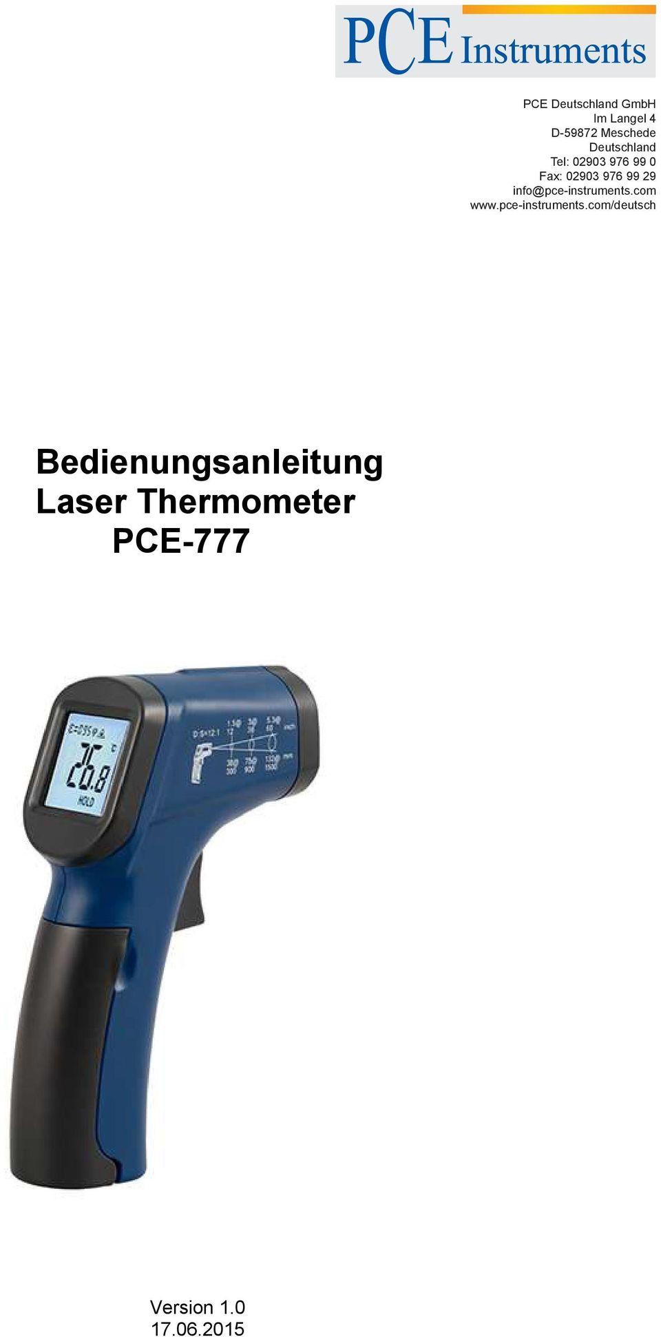 info@pce-instruments.