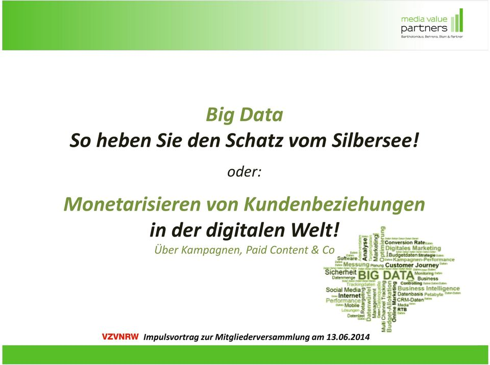digitalen Welt!
