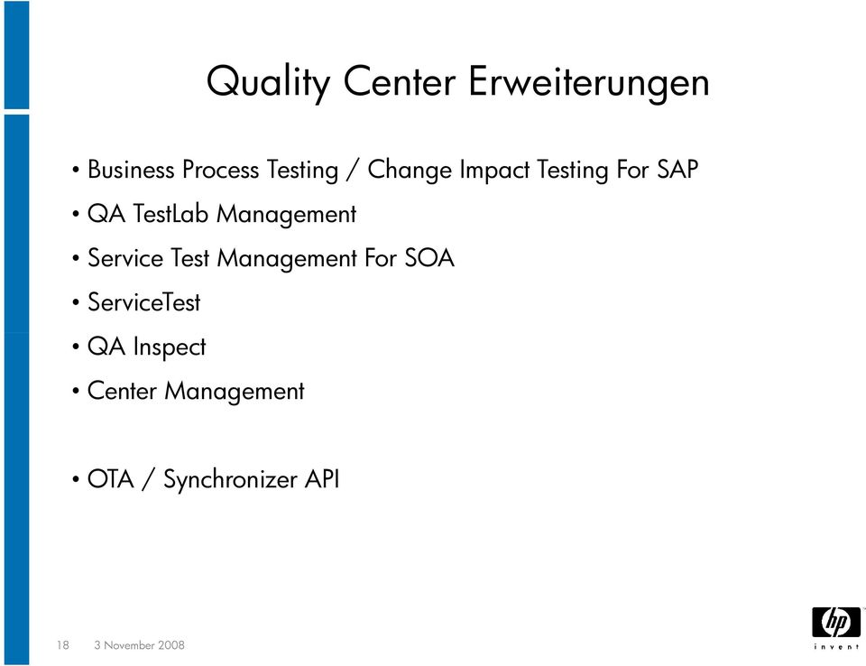TestLab Service Test For SOA ServiceTest QA