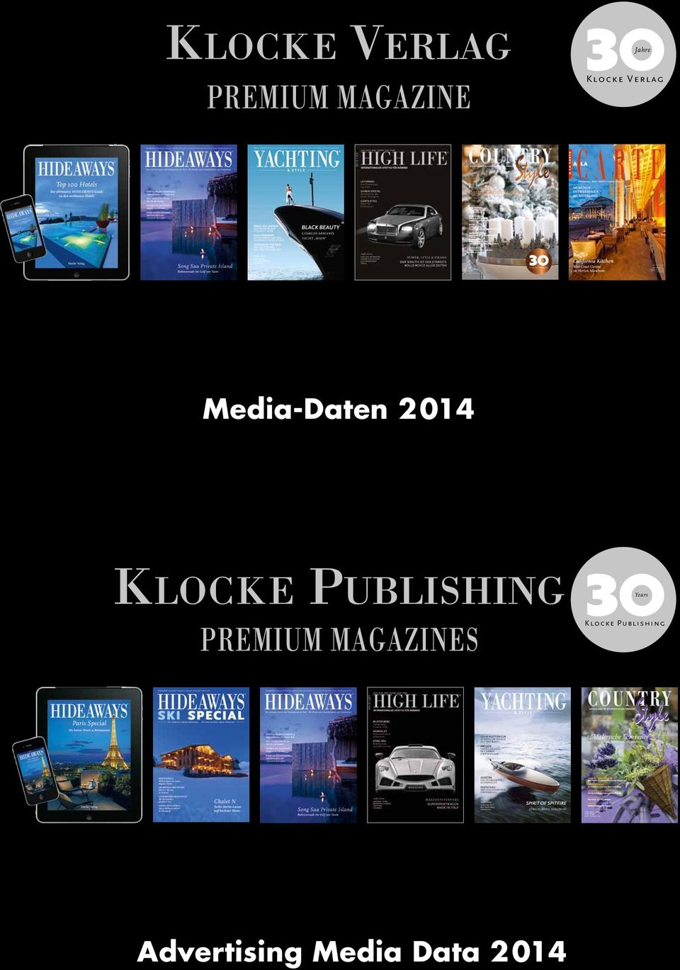 Publishing Premium Magazines Years