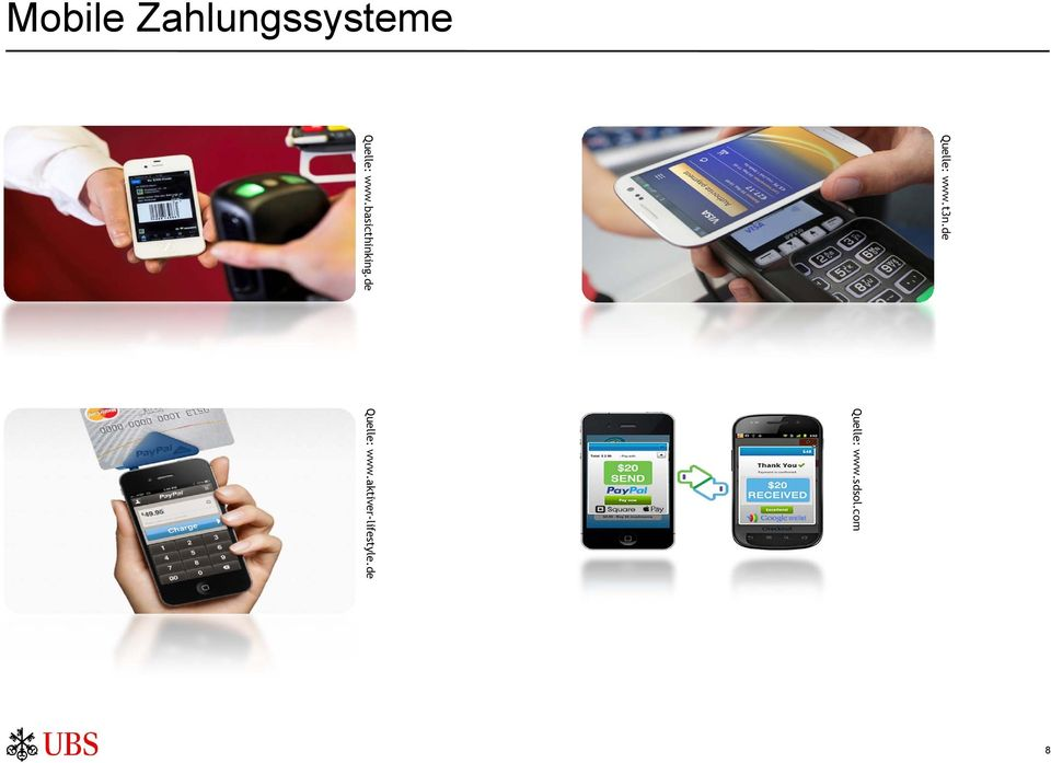 com 8 Mobile Zahlungssysteme