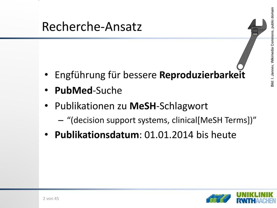 support systems, clinical[mesh Terms]) Publikationsdatum: 01.