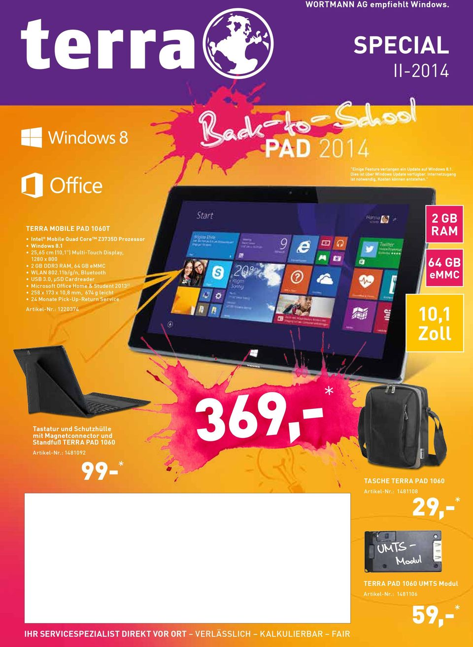 0, µsd Cardreader Microsoft Office Home & Student 2013 2) 258 x 173 x 10,8 mm, 674 g leicht Artikel-Nr.