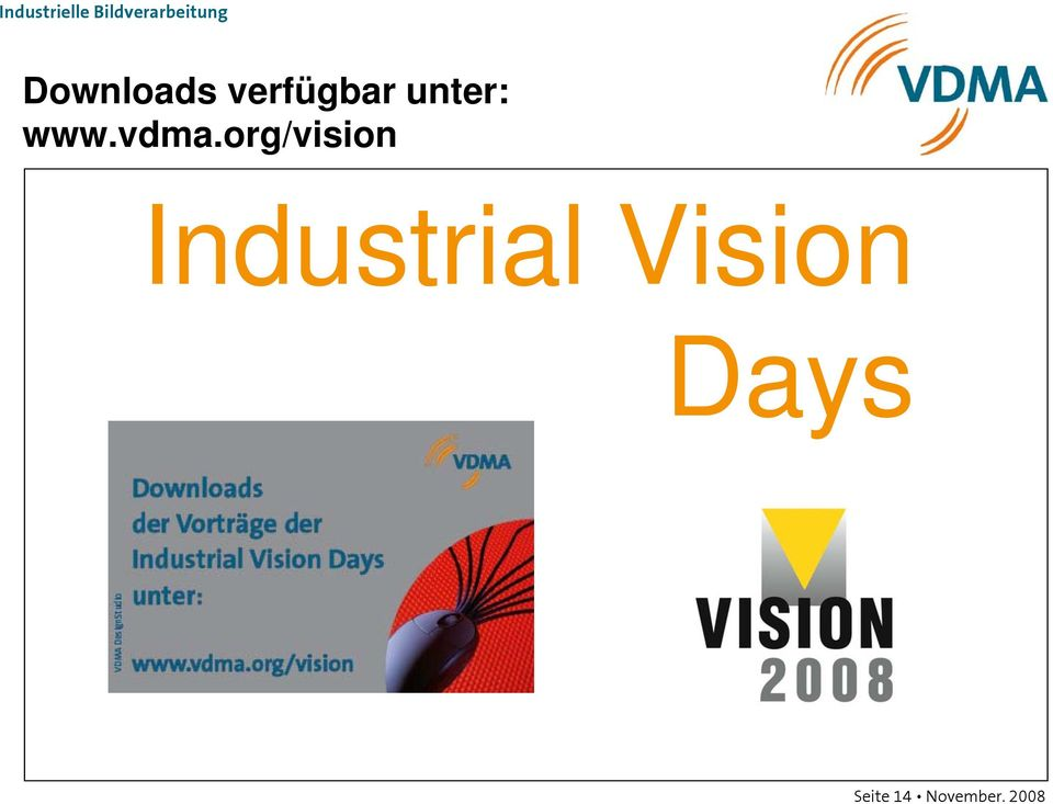 org/vision Industrial